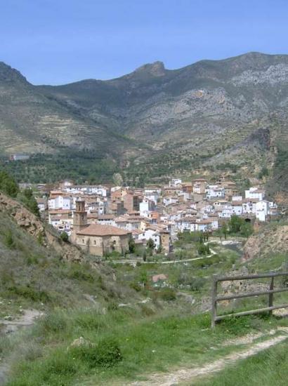 El pueblo, Arnedillo
